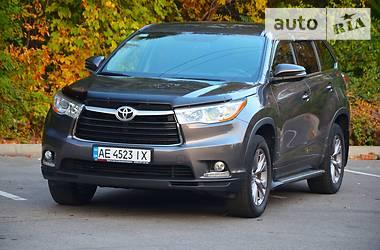 Toyota Highlander 2016 в Киеве