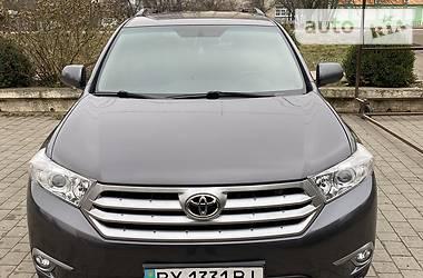 Toyota Highlander 2012 в Каменец-Подольском