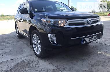 Toyota Highlander 2012 в Киеве