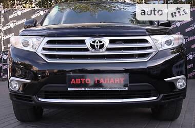 Toyota Highlander 2011 в Одессе