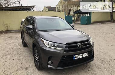 Toyota Highlander 2018 в Харькове