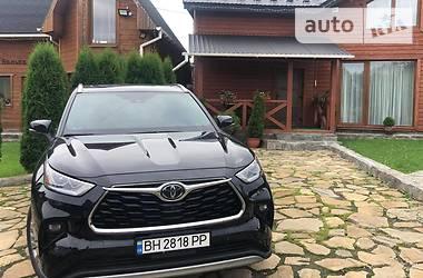 Внедорожник / Кроссовер Toyota Highlander 2020 в Одессе