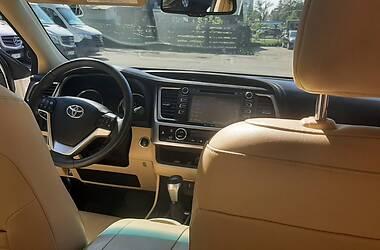Универсал Toyota Highlander 2016 в Львове