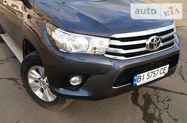 Toyota Hilux 2015 в Полтаве