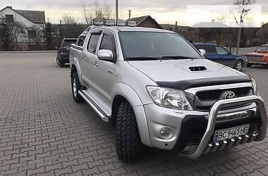 Toyota Hilux 2010 в Мостиске