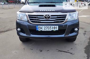 Toyota Hilux 2015 в Рівному