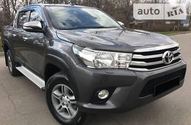 Toyota Hilux 2016 в Христинівці