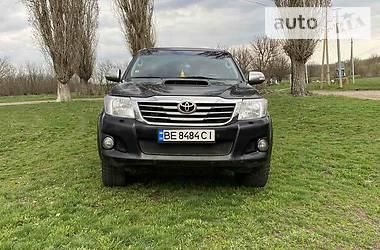 Toyota Hilux 2012 в Врадіївці