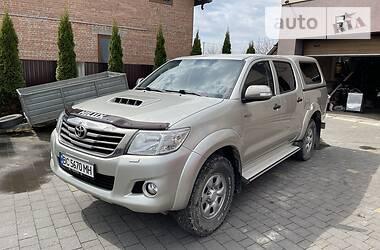 Toyota Hilux 2013 в Львове