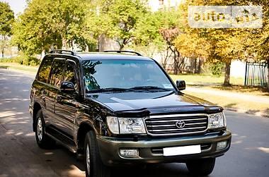 Toyota Land Cruiser 100 2001 в Харькове