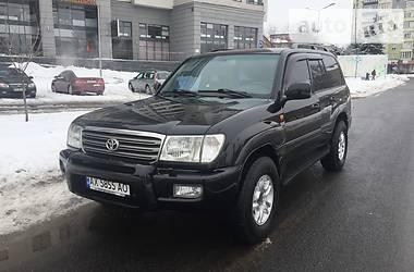 Toyota Land Cruiser 100 VX 2003