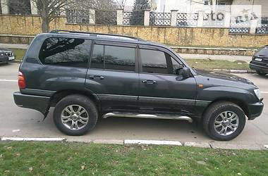 Toyota Land Cruiser 100 2000 в Херсоне