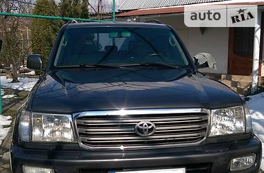 Toyota Land Cruiser 100 2005