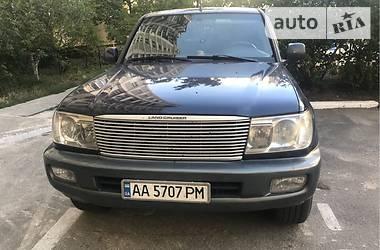 Toyota Land Cruiser 100 1998 в Киеве