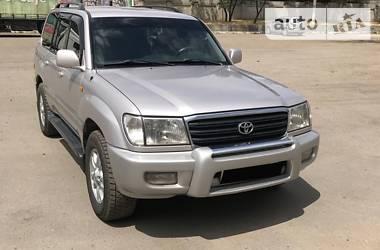 Toyota Land Cruiser 100 2005 в Днепре