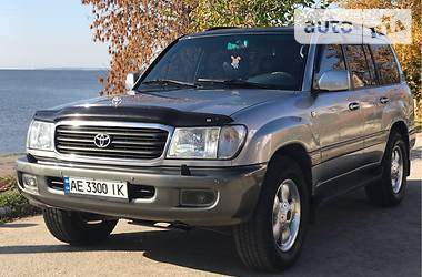 Toyota Land Cruiser 100 1998 в Нікополі
