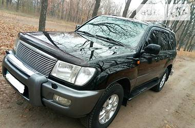 Toyota Land Cruiser 100 2003 в Кропивницком