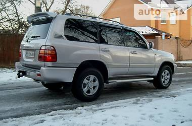 Toyota Land Cruiser 100 2002 в Києві
