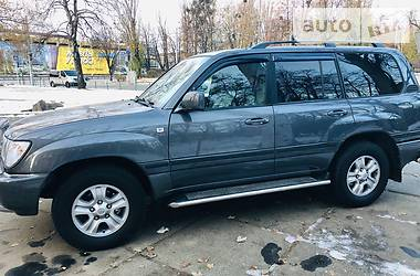 Toyota Land Cruiser 100 2003 в Києві