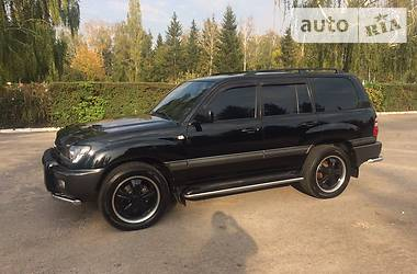 Toyota Land Cruiser 100 2003 в Белой Церкви