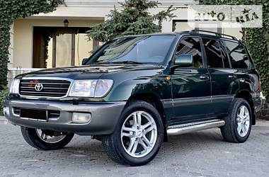 Toyota Land Cruiser 100 1998 в Одессе