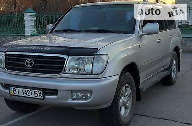 Toyota Land Cruiser 100 2000 в Полтаве