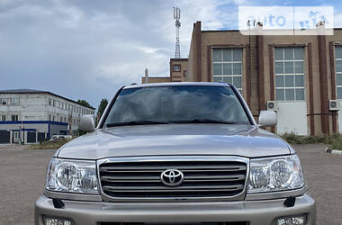 Toyota Land Cruiser 100 2005 в Черкассах