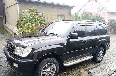 Toyota Land Cruiser 100 2002 в Черновцах