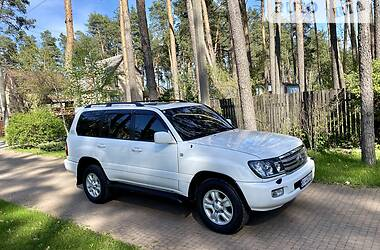 Toyota Land Cruiser 100 2007 в Киеве