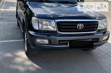 Внедорожник / Кроссовер Toyota Land Cruiser 100 2003 в Киеве