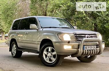 Внедорожник / Кроссовер Toyota Land Cruiser 100 2003 в Николаеве