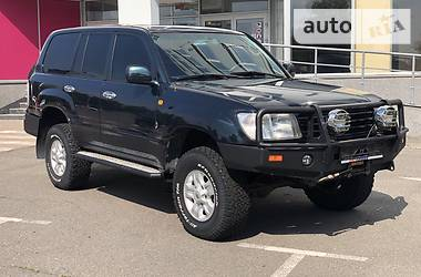Toyota Land Cruiser 105 1999 в Киеве