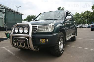 Toyota Land Cruiser 105 1998 в Николаеве