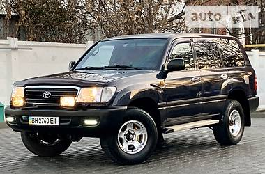 Toyota Land Cruiser 105 1998 в Одессе