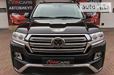 Toyota Land Cruiser 200 2016 в Виннице