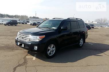 Toyota Land Cruiser 200 2008 в Киеве
