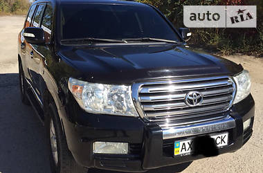 Toyota Land Cruiser 200 2010 в Харькове