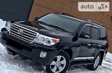 Toyota Land Cruiser 200 2013 в Днепре