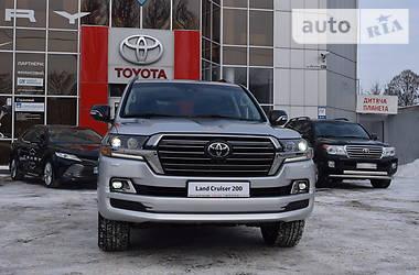 Toyota Land Cruiser 200 2018 в Житомире