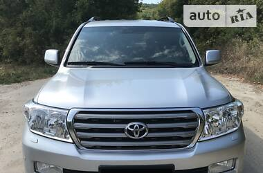 Toyota Land Cruiser 200 2011 в Полтаве