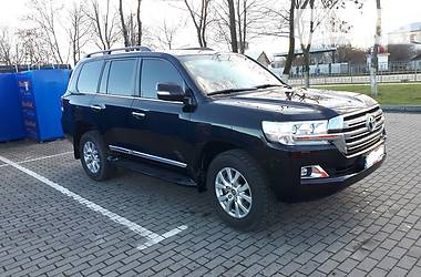Toyota Land Cruiser 200 2019 в Ивано-Франковске