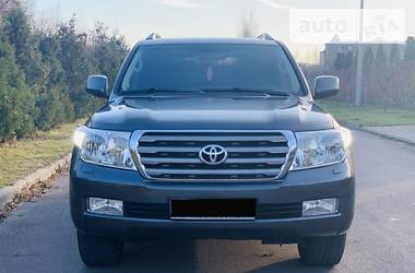 Toyota Land Cruiser 200 2011 в Ровно