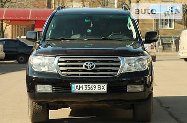 Toyota Land Cruiser 200 2010 в Житомире