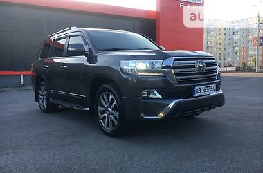 Toyota Land Cruiser 200 2017 в Виннице