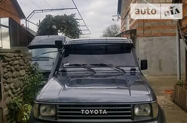 Toyota Land Cruiser 73 1993 в Тячеве