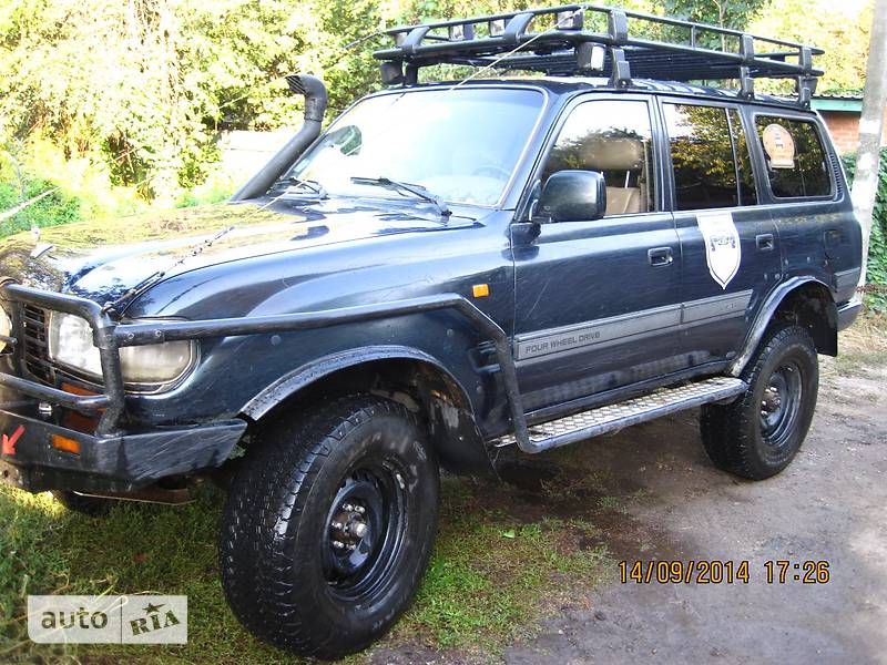 Toyota Land Cruiser 80 1996 в Киеве