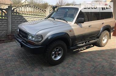 Toyota Land Cruiser 80 1994 в Ровно