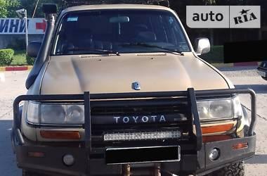 Toyota Land Cruiser 80 1993 в Каменец-Подольском