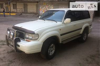 Toyota Land Cruiser 80 1997 в Днепре