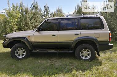Toyota Land Cruiser 80 1994 в Сарнах